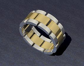 3D printable model Ring 100