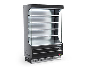 3D model Turbo Air Refrigeration TOM 50B N