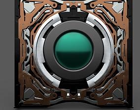 3D retro Camera lens