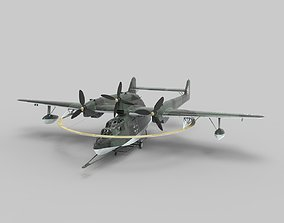 German Aircraft BV 138 MS - Minesweeping 3D model