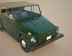 3D model VW Thing Safari
