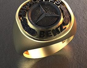 3D print model benz ring