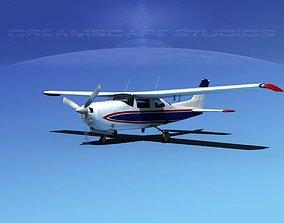 3D model Cessna 210 Centurion V10