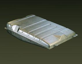 3D model Mopar Gastank