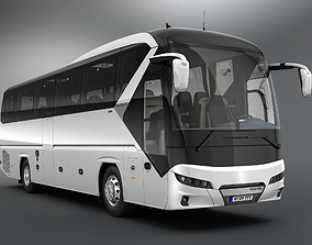 3D model Neoplan Tourliner 2017
