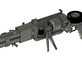 3D print model Metro 2033 - Hellbreath - Volt Driver -