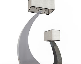Lamps Zephyr 3D model