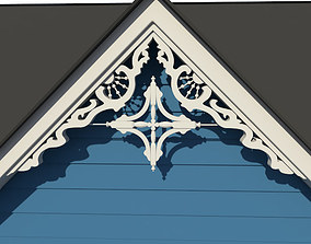 Gable Decoration 3 3D model