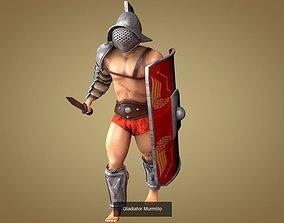 3D model Gladiators