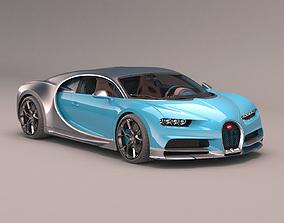 Bugatti Chiron sport 3d mod