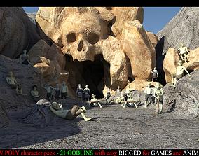 3D model GOBLINS Clan