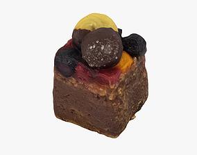 3D Cake 006 fruitcake