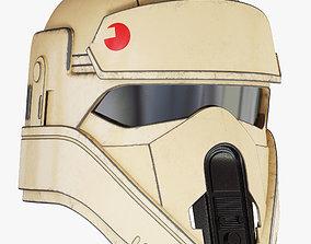 Star Wars Shoretrooper helmet 3D model