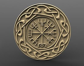3D printable model Viking and norse symbols