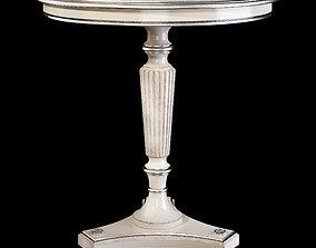 Classic coffe table 001 3D model