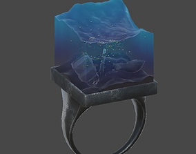 Seabed ring1 3D model
