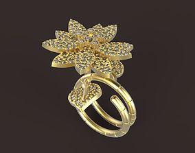 Lotus Ring 3DM
