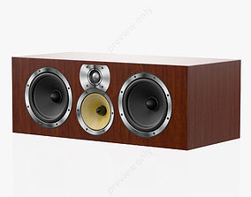 3D Bowers and Wilkins CM Centre 2 Wenge