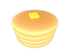 Pancake v4 004 3D asset