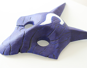 Kindred League of Legends Mask Cosplay 3D Print model STL