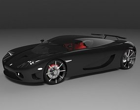 Sports Car 3D