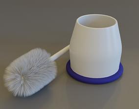 Toilet Brush 3D model