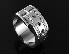 3D print model Belt Ring