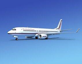Boeing 737-800 Freedom Air 3D