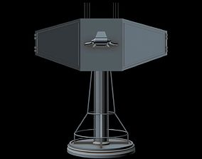 Sci-fi Radar - 4 3D