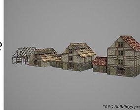 Storehouse 3D model