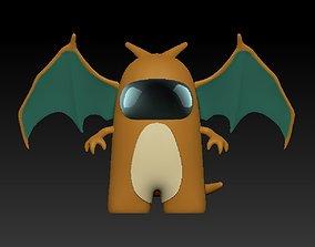 Pack Pokemon Among Us 3D printable model