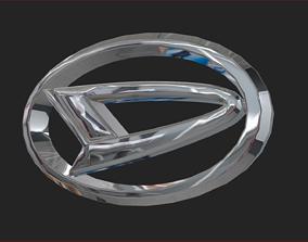 3D model Dahiatsu Car Badge