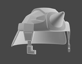 Monkians helmet 3D print model thundercats