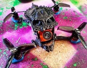 Babyhawk R Runcam Split Mini Canopy 3D print model