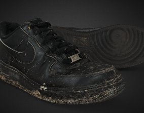 3D model Dirty Nike Airforce One