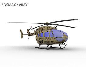 3D model UH-72 LAKOTA