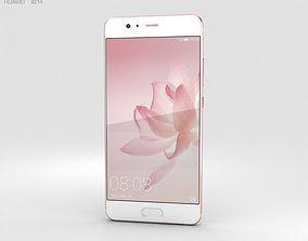 Huawei P10 Rose Gold 3D