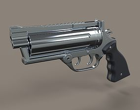 Revolver from movie Rest In Peace Department 3D