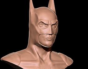 3D printable model Batman Bust bat