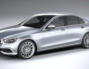 Mercedes E-Class Sedan 2021 3D