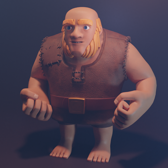 Mud Giant (Clash of Clans)