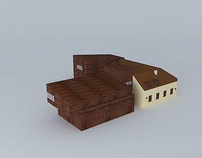 National Arhive Sisak 3D