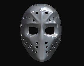 3D printable model Goalie Mask