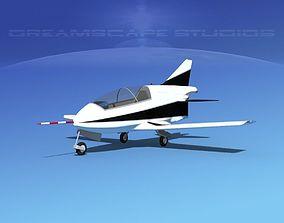 Bede BD-5J Microjet V01 3D