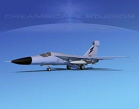 General Dynamics EF-111 Raven V04 RAAF 3D model