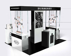 Burberry GUM 3D model