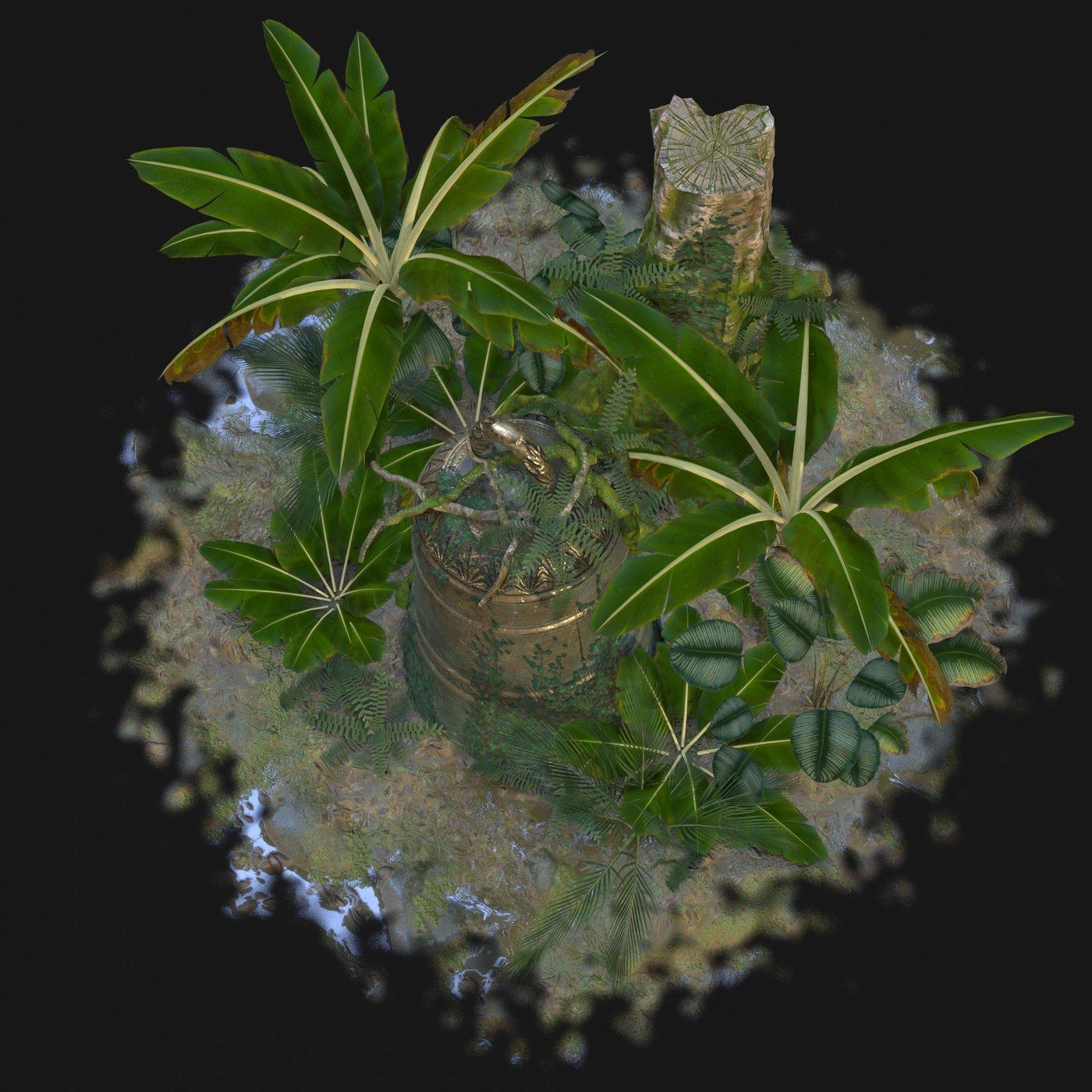 Lost Jungle Bell