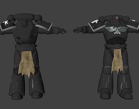 3D black templars warhammer 40000