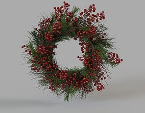 3D model Custom Wreath Wayfair