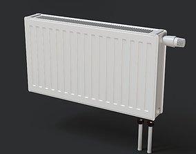 Heating radiator 3D model